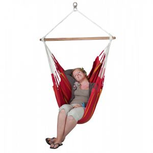 HAMMOCK suspended roof red Currambera CUC14-2 - last pieces -