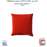 Red Cushion UN-2 Cushion Cover