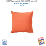 Orange Cushion Cover UN-6