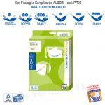 Fissaggio Amaca Kit Semplice Tra Alberi Pr06  (FS)