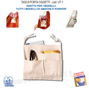 UT-1 hammock or suspender pocket