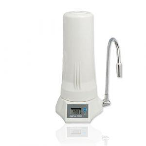 Digipure9000S bianco - Sistema Per Filtrazione Acqua Da Sopra Lavello (senza filtro)