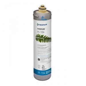 REPLACEMENT FILTER EVERPURE H-104 FOR HOME USE