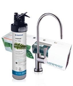 WATER MICROFILTRATION WATER DEPURATOR KIT EVERPURE DOMESTIC mod. H104