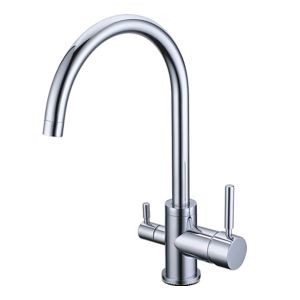 MIXER TAP ONLY 3 WAYS FOR HOT WATER COLD PURIFIED