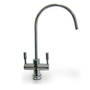 SEPARATE 2-WAY TAP WATER PURIFIED - CHROME - Osaka - mod. 10002002