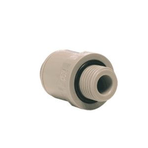 "JOHN GUEST QUICK CONNECTION TERMINAL RIGHT (tube) 1/4 ""x 1/4"" (thread)"