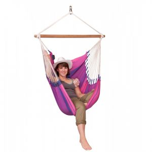 HAMMOCK wall hanging Orquidea purple ORC14-7